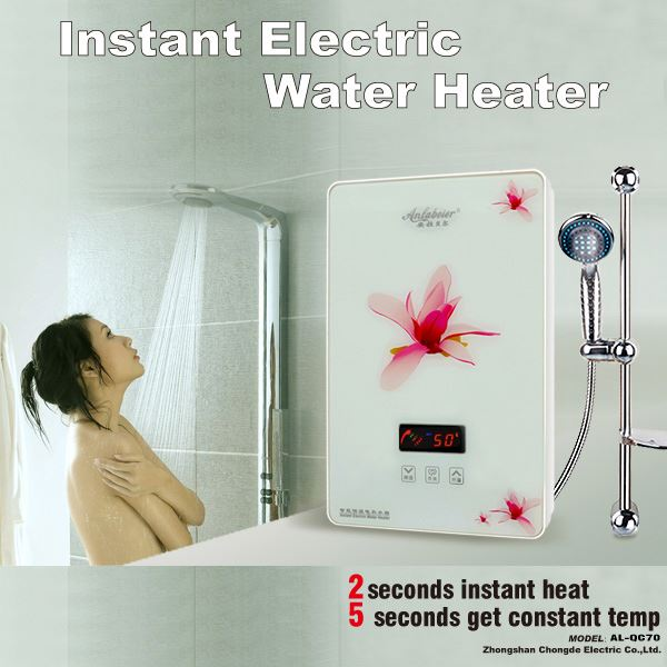 Hot sell in South America ELCB electric water heater home depot