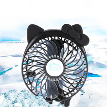 High quality mini low watt fan,promotion desk standing fan With Battery