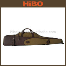 Canvas and Imitation Leather Double Gun Slip