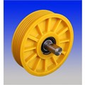 ELevator Spare Parts Counterweight Sliding Door Pulley
