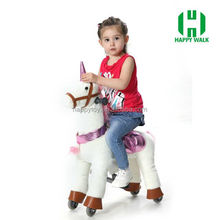 Happy Island most hot sale wooden rocking horse toy,rocking horse,chrisha playful plush rocking horse