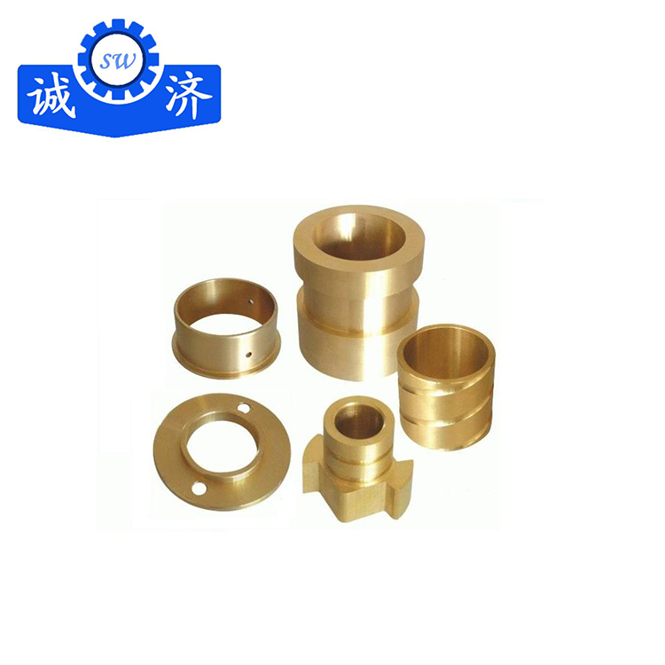 Brass Forging Parts For Mine And Other Industry