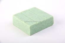 Eco-friendly material non-toxic polymer clay 60g green Pearl polymer clay