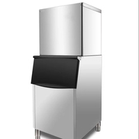 Competitive Price Best Selling Commercial Ice Maker Machine Cube/ Ice Making Machine