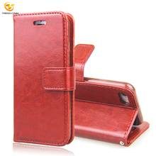 China Supplier phone pouch leather case cover for iphone 6