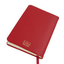Hard cover cheap paper notebook