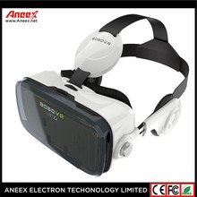 Hot Adjust Vr 4.0-6.0 Inch 3D Vr Headset,3D Vr Glasses,Vr Box 2.0 for smartphone Android or IOS
