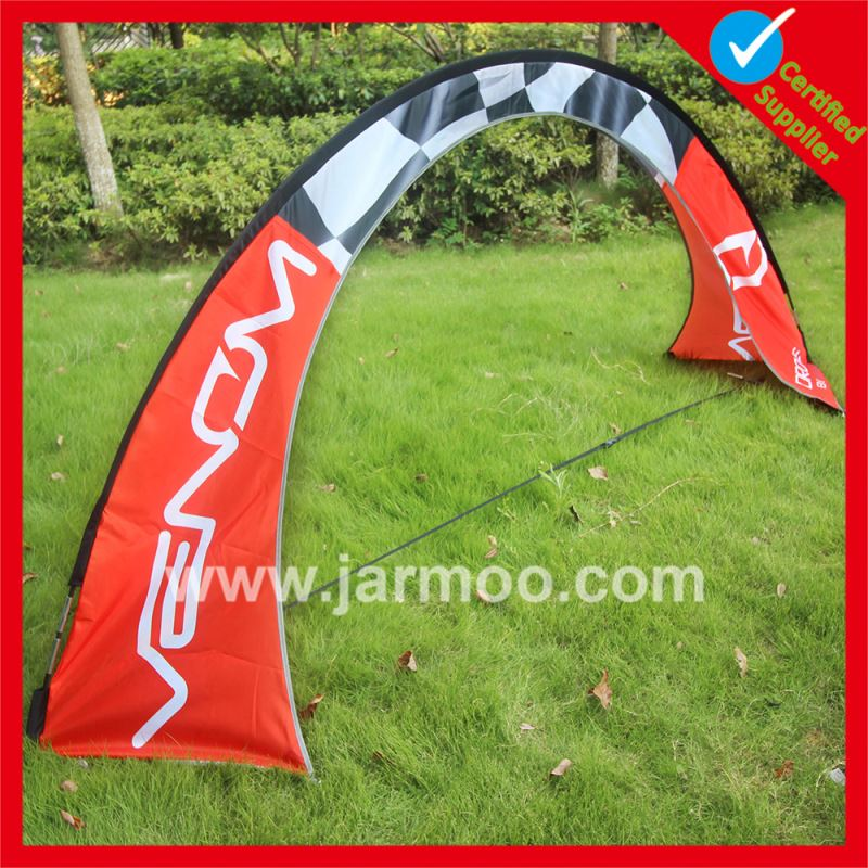 Custom factory custom logo brilliance fpv racing flags