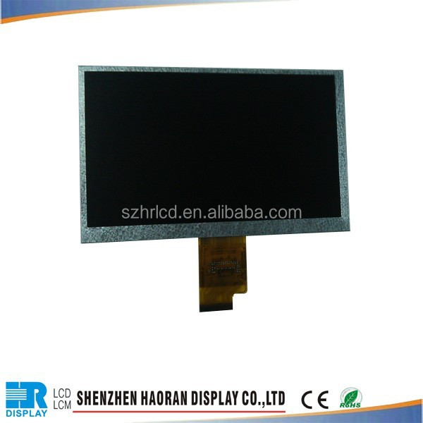7 Inch LCD Screen Panel 800x480 LED Backlight TFT LCD Module 40 Pin