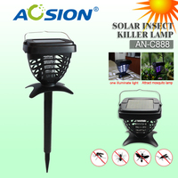 Aosion Solar Electronic Smart Home Projects Mosquito Killer Lamps
