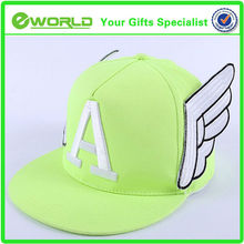 Promotional gifts angel shape street dancing cap