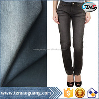 China made high quality best price 9.29oz cotton rayon polyester stretch polyester cotton blend fabric for jeans and dress