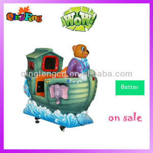 YA-QF031 children slot game playground equipment kiddy ride machine