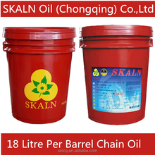 SKALN synthesizes super-high temperature chain oil lubricants oil