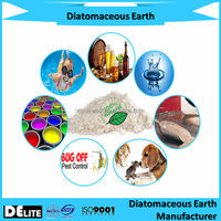 Diatomaceous Earth---Food Grade, Organic/Biological Insecticides, Poultry Feed Additives, oil absorbents