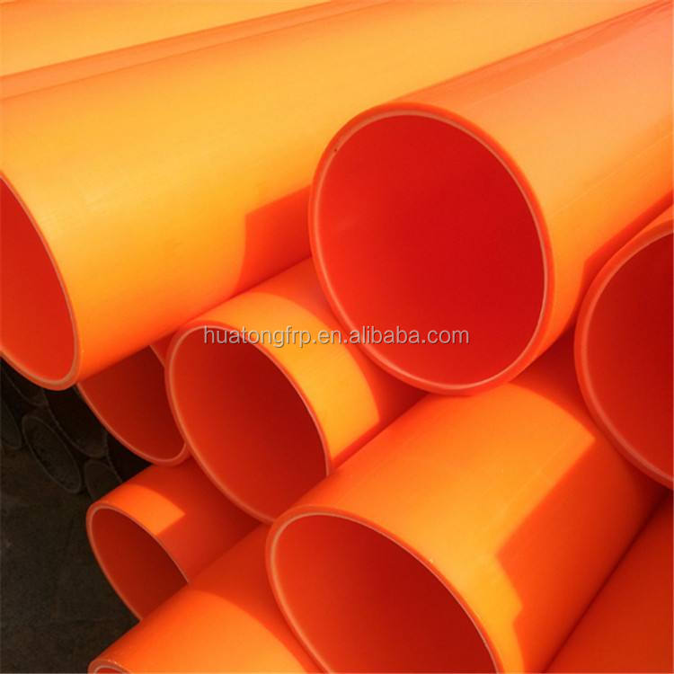 Factory Supply Plastic Building Material MPP Pipe for Electric Optical Cable