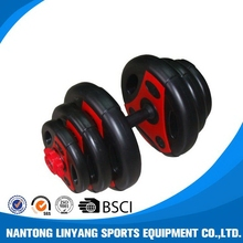 Fashionable hot sell hand grips dumbbell sets