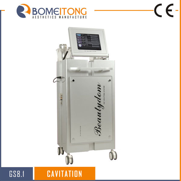 vacuum cavitation fat spiltting system for body shaping