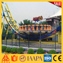 2017 hot design extreming fun park rides flying UFO theme park rides for sale
