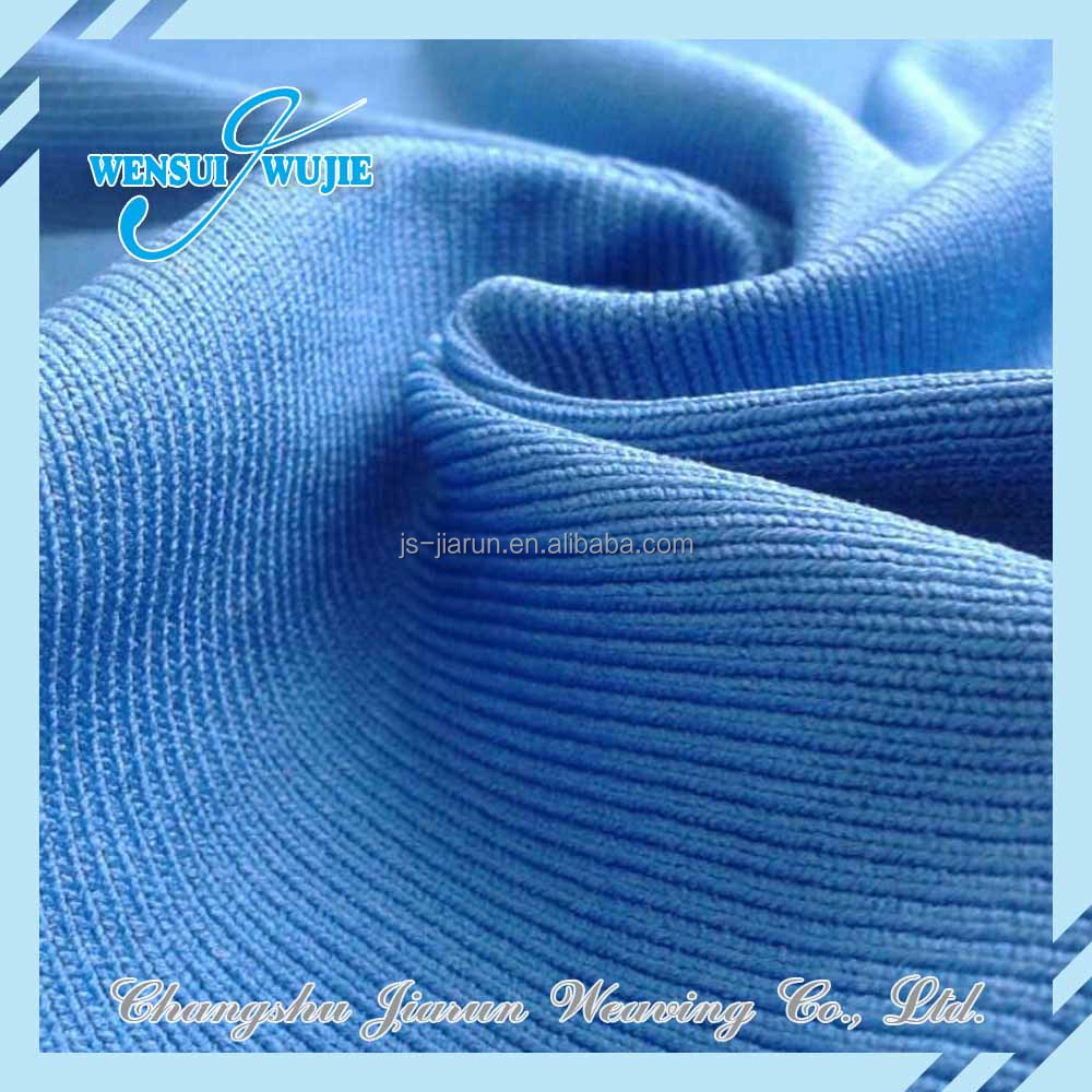 Microfiber Lens clean cloth fabric in roll