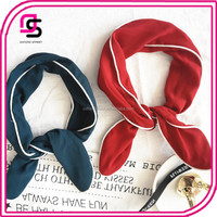 Spring and Summer Korean New Cross Hair with A Woman Tied Hair Straight Wire Jewelry