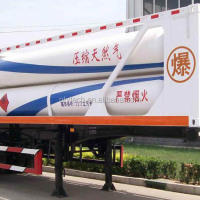 4 Tube 40 Feet CNG Semi