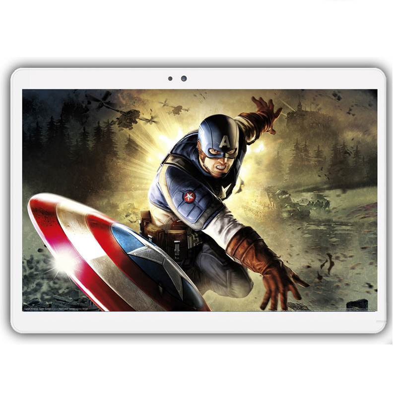 Android Tablet 10 Inch Quad Core RAM 1GB ROM 16GB IPS 1280x800 PC