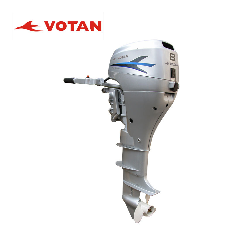 VOTAN 2015 New using 4-Stroken 8HP Outboard Motor Boat /Marine Engine