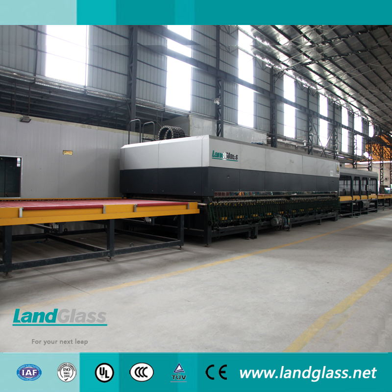 Toughened Glass Manufacturing Machinery/ Tempered Glass Processing Equipment Production