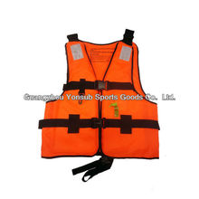 EPE Foamed With Fishing Life Vest :YL1203