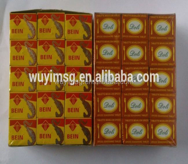 factory sell famous Doli brand bouillon cube