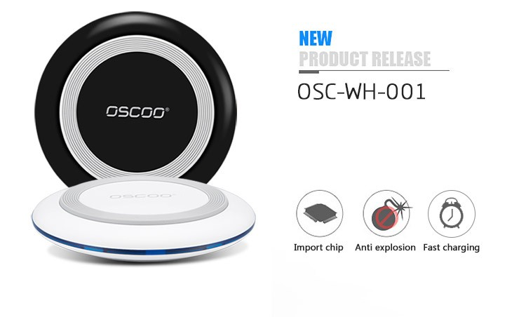 Qi Wireless Charger for Samsung Galaxy S6/S6 Edge