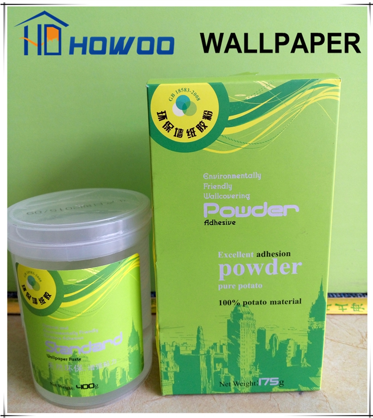 Howoo glue paste wallpaper adhesive powder wallpaper glue