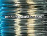 high quality ungalvanized fibre core steel wire rope