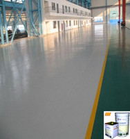 High quality epoxy resin advanced garage floor paint with good price