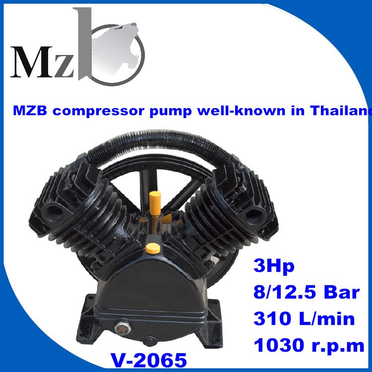 air compressor head with high pressure with factory price air compressor pump 150psi