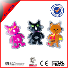 cat shaped animals high quality reusable pocket heat pack heating hand warmer the christmas gift lovely cute