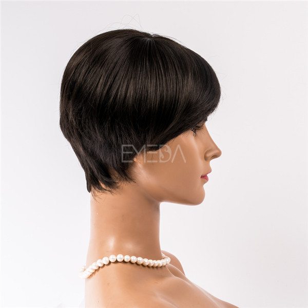 Male wig natural india hair wig price