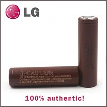 LG 18650 3000mah 3.7v rechargeable batteries lithium ion 18650 battery LG HG2