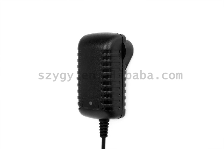 British adaptor with CE CB GS FCC TUV dc12V1A 12V2A