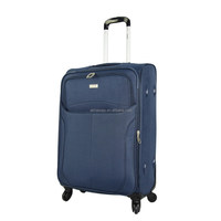 Soft Luggage 600d Travel Bag Trolley