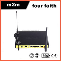 F3434 Mining, Oil & Gas 3g wifi router 4 lan port GPS/ GPRS 4G LTE router 3G Solutions