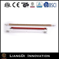 Infrared heating element halogen lamp 220v 2000w