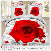 Living Room Location and Digital bright painting Technics 3d fabric /duvet cover