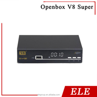 Dual Core vu duo 2 V8 super openbox v8s DVB-S2 full hd satellite tv box decoder for encrypted channels powervu biss key cccam