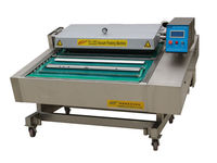 continuous type vacuum sealer for mass production