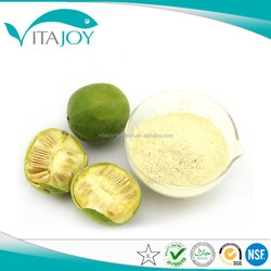 Natural sweetener Monk Fruit Extract Luo Han Guo Extract 80% Mogroside , Luohanguo Extract, Momordica grosvenori Extract