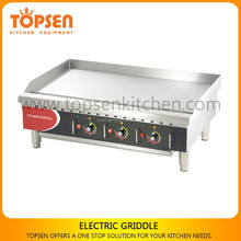Hot Sale Hotel Commercial Electric Griddle/NEW Stainless Steel Flat Plate Gas Grill Griddle