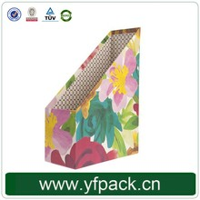 Paper file A4 Hardcover Paper Office Box File