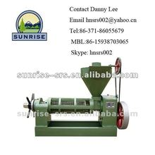 groundnuts 6YL-100 screw oil press in China